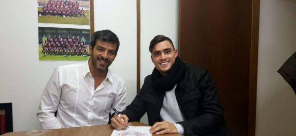 Mercato : Manuel Arteaga a signé