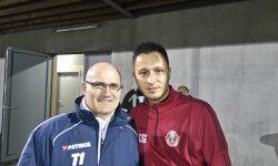 Défaite en amical au RFC Liège