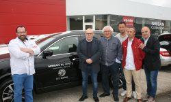 Les concessions NISSAN By LENTZ du Groupe CAR Avenue, partenaires de notre avenir !