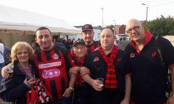 Avec les Red Lions à Alost