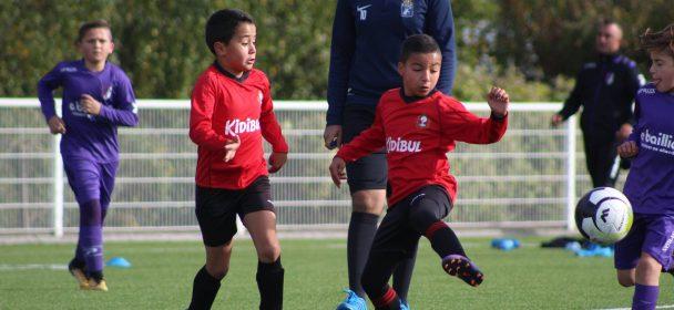 Ecole des Jeunes : organigramme saison 2017-2018