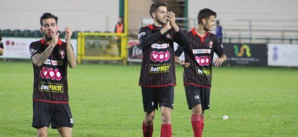 """Excelsior Virton-RFC Seraing : 1-2 ! """"Notre meilleur match !"""""""