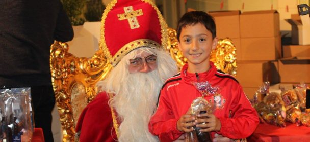 Saint-Nicolas : les remerciements de notre Ecole des Jeunes