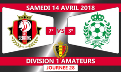 Le match face à Dessel en images