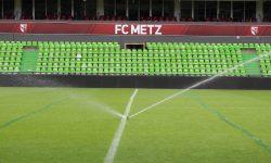 Match amical au FC Metz