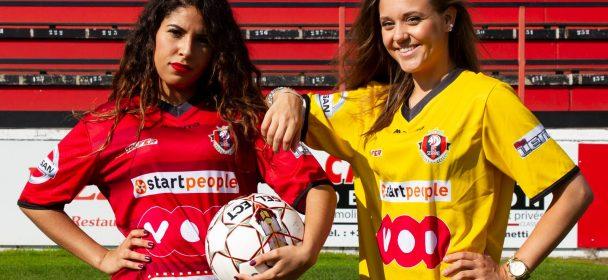 Equipements 2018-2019 : le maillot jaune est à Seraing