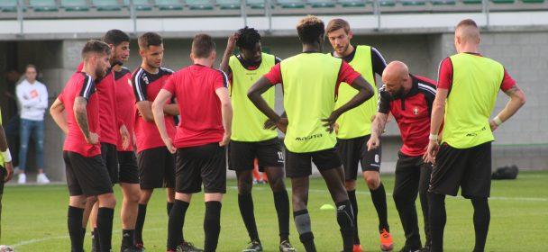 Journée 3 : KFC Dessel Sport – RFC Seraing : 2-2