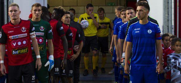 Journée 2 : RFC Seraing/K Rupel-Boom FC : 3-3