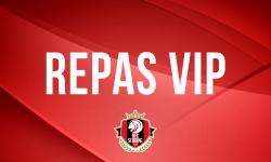 Repas VIP – RFC Seraing vs KSK Heist
