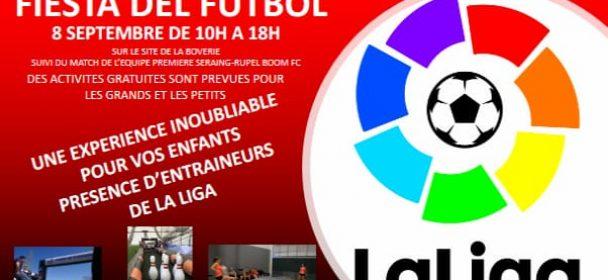 Fiesta del Futbol : le programme !