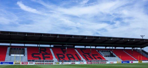 Match face au RFC Liège : organisation