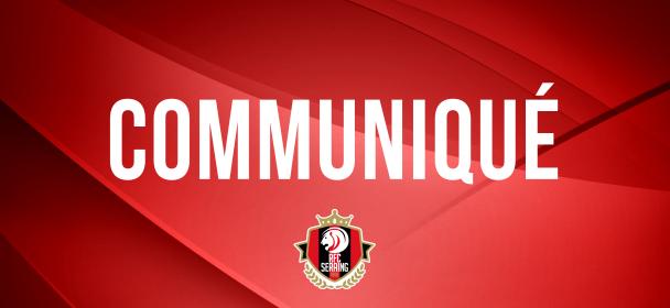Angiulli : communiqué du club