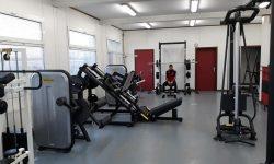Une nouvelle salle de musculation pour nos joueurs