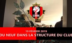Le reportage sur la conférence de presse de ce 19 février 2018.