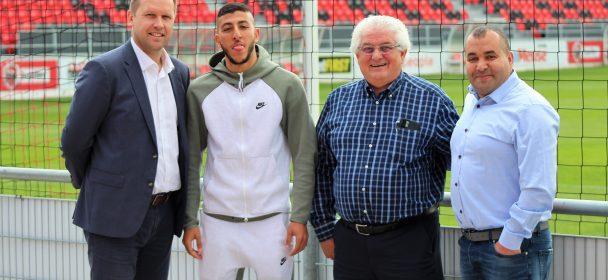 Nouveau contrat pour Abdel Al Badaoui